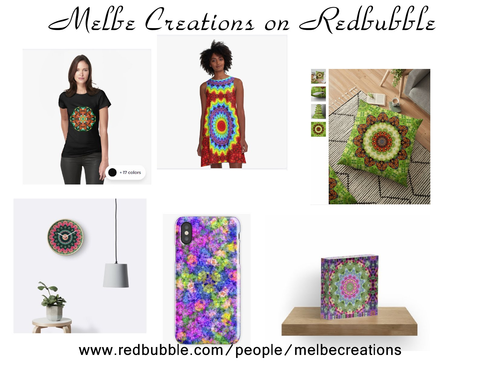 My Redbubble Store