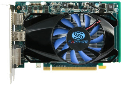 Sapphire AMD/ATI HD 7750 1 GB DDR5