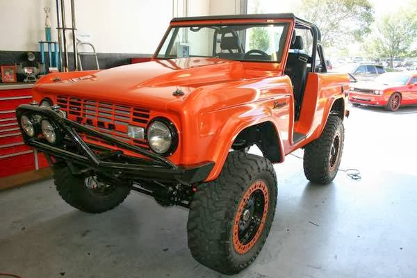 1974 Ford Bronco Off Road Custom 4x4 Cars