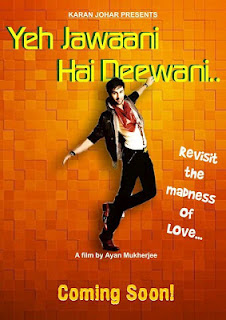 Yeh Jawani Hai Deewani (2013) Movie Poster