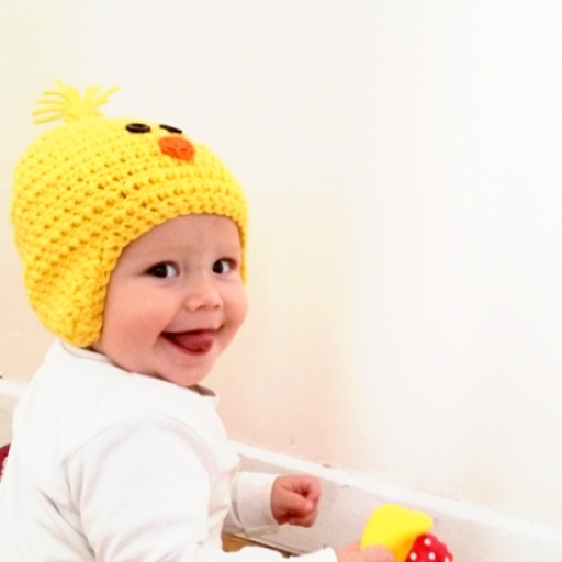 tutorial de pollito amarillito a crochet - ahuyama crochet
