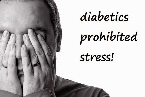kencing-manis-dilarang-stres