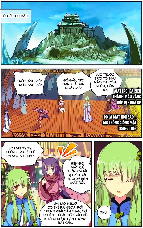 Thiên Hành Thiết Sự chap 71 page 4 - IZTruyenTranh.com