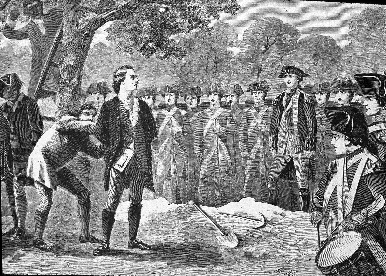 the dangers of being separated after the revolutionary war African americans also choose sides during the revolutionary war they were promised freedom if they fought for the king of england james armistead lafayette , a slave from virginia, served in the continental army and was given his freedom after the war.