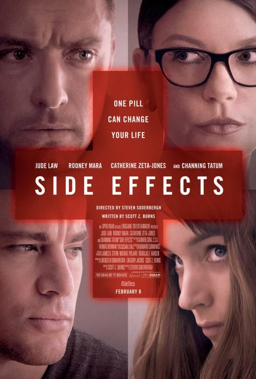 ตัวอย่างหนังใหม่ : Side Effect (สัมผัสอันตราย) ซับไทย poster
