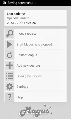 Magus 3D Gesture Launcher v1.10