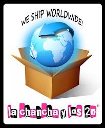 ENVIOS A TODO EL MUNDO! / WE SHIP WORLDWIDE!
