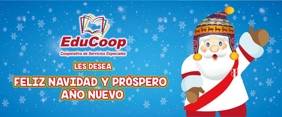 EL SALUDO DE LA COOPERATIVA EDUCOOP