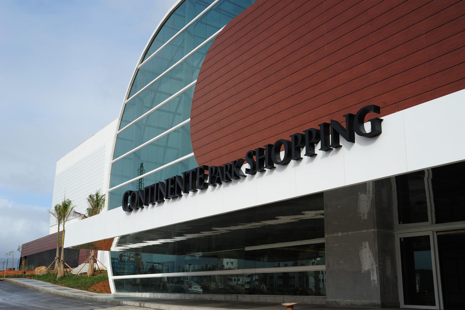 SC) Sao Jose Continente Park Shopping 44 mil m? ABL #3B6390 1600 1065