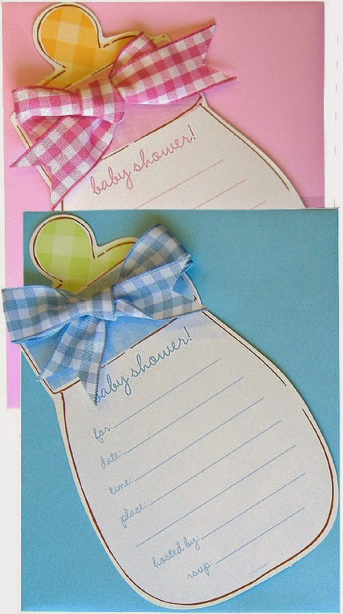 Tarjetas Originales, Invitación Baby Shower