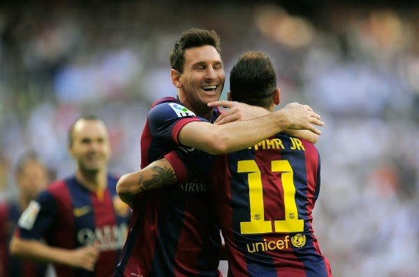 Valencia vs. Barcelona Live Stream FREE Online: 2014 La Liga Table