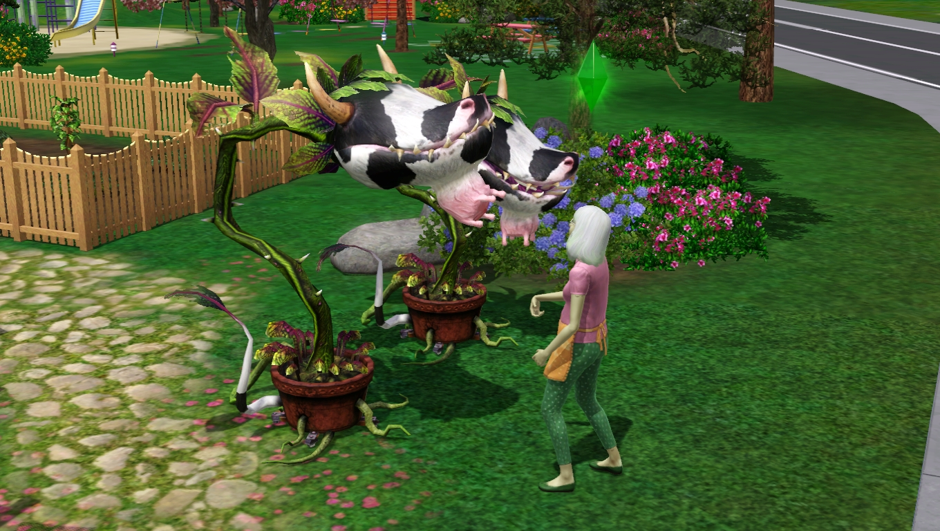 sims 3 cow plant free download
