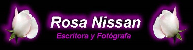 Rosa Nissán Escritora y Fotógrafa Mexicana (Mexican Writer and Photographer)