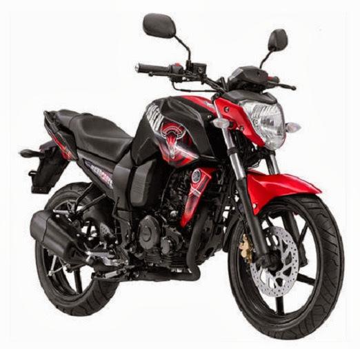 Yamaha Byson 2014 dengan Striping Baru