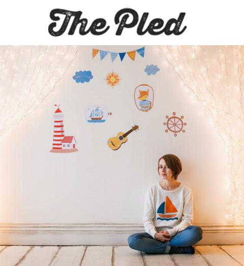 Интервью на The Pled