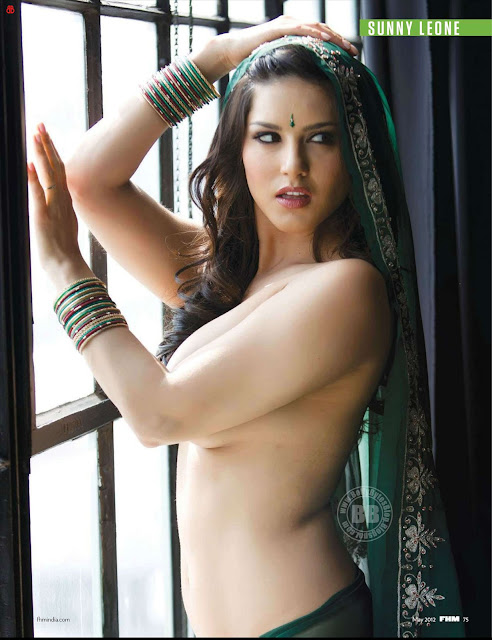 Sunny Leone's Hot Photoshoot HQ Pics FHM Magazine May 2012