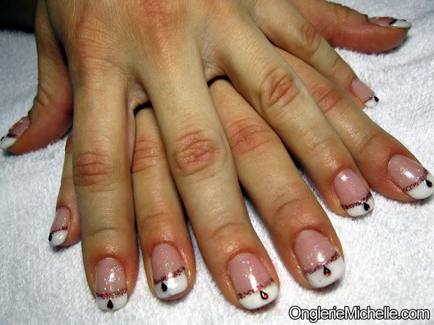 acrylic nails happy nail days