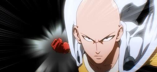 Epic One Punch Man X Nichijou Crossover Ini Dijamin Bikin Kamu Lol