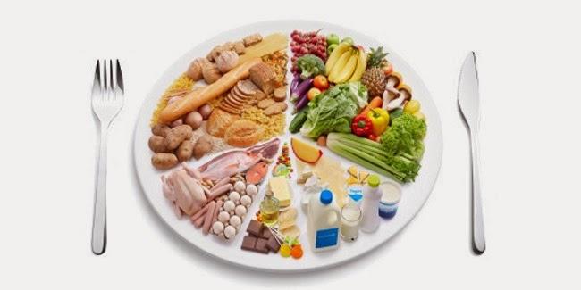 Ukuran Piring Menentukan Kesuksesan Diet