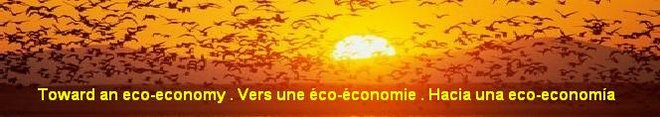 Towards an eco-economy