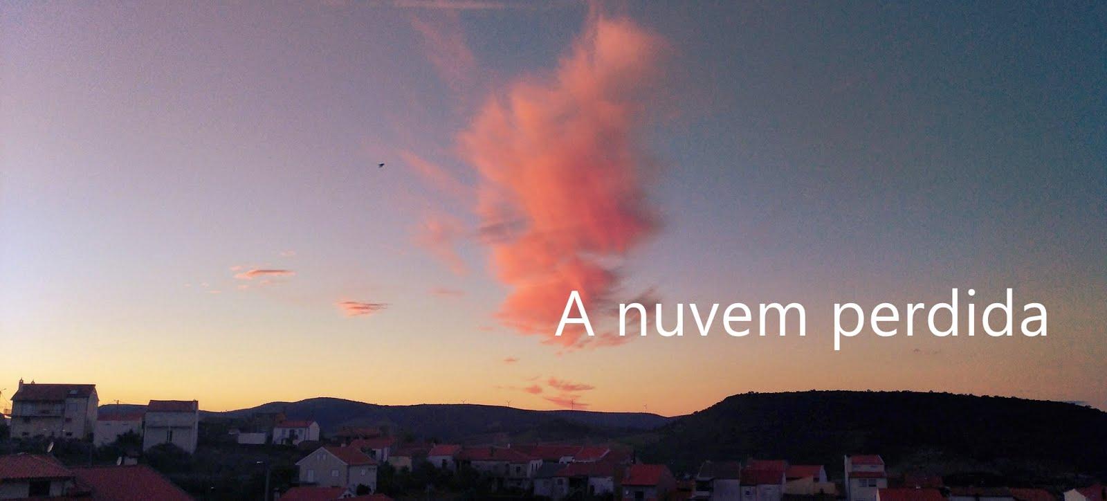 A nuvem perdida