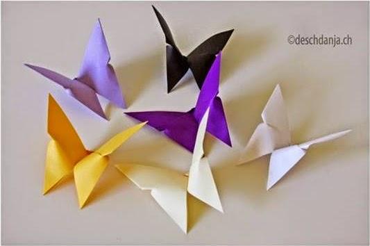 Diy origami de mariposa anapakova diy origami de mariposa thecheapjerseys Choice Image