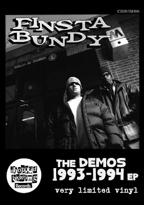 Finsta Bundy – The Demos 1993-1994 EP (Vinyl) (2013) (VBR V0)