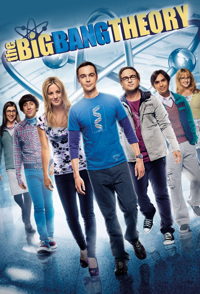 Assistir The Big Bang Theory Dublado 9x09 - The Platonic Permutation Online