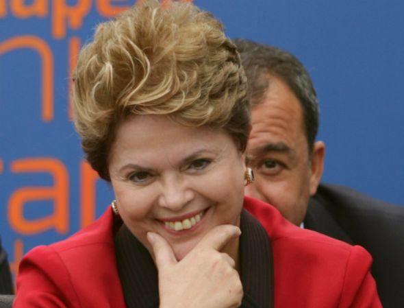 Dilma esta louca