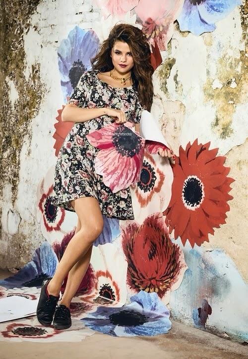 Selena Gomez Campaign Photos: Adidas 2014 NEO Summer Collection