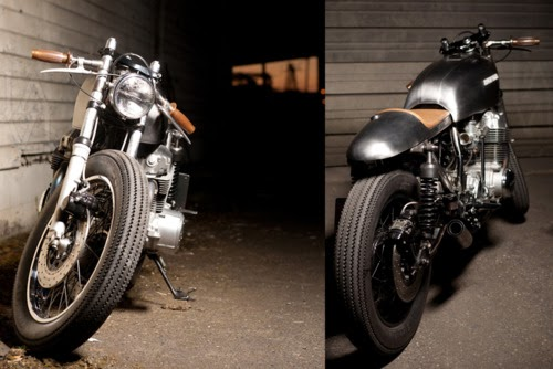 Cafe Racer Motorcycle Builders Usa