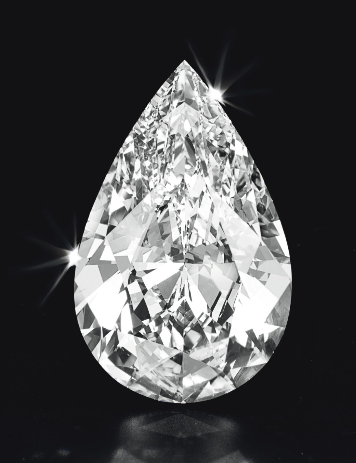 50 Carat Flawless Diamond S For 9 5 Million