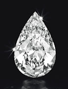 50.52Carat PearShaped Diamond that sold for $9.5 million.