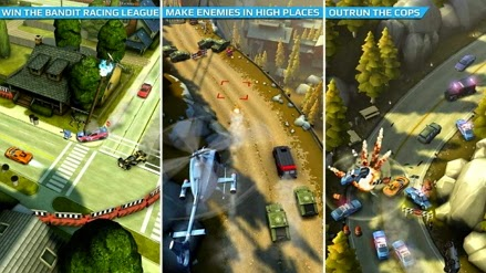 Download Smash Bandits Racing
