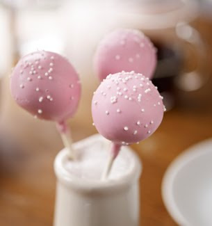 How To Make Starbucks Birthday Cake Pops