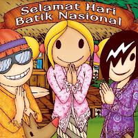 Selamat Hari Batik Nasional 2015
