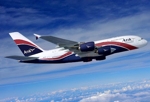 Woman Gives Birth on Board Arik Flight to London