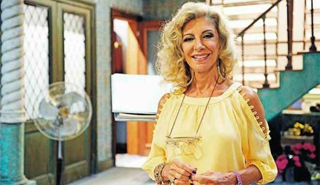 Morre no Rio aos 72 anos a atriz Marília Pêra
