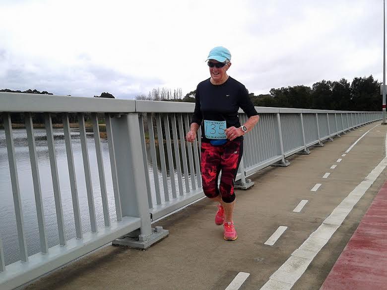 ACTVAC Half Marathon 2015, Canberra.