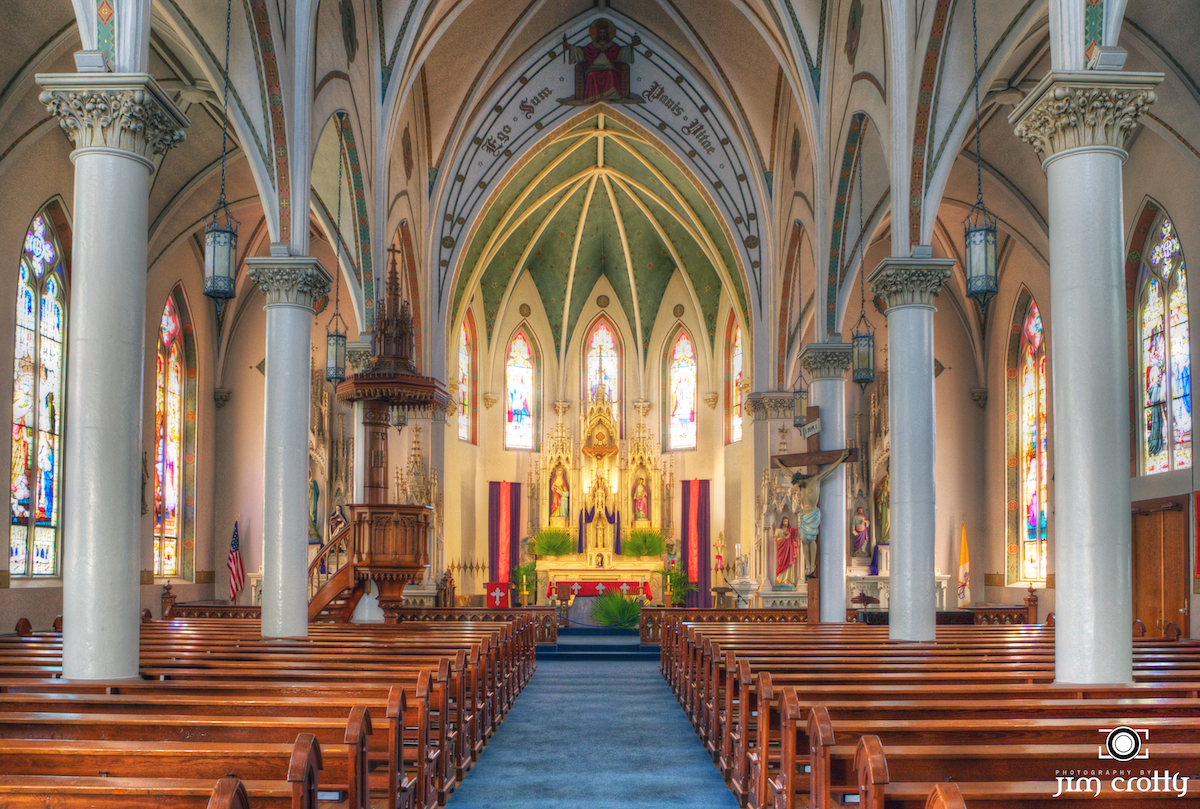 catholic church Parishes online is your source for finding a catholic church, their bulletins, and the local businesses that support them.