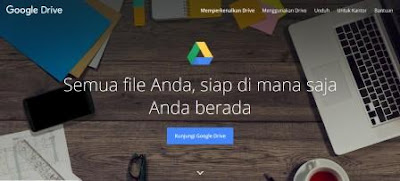 cara menggunakan google drive