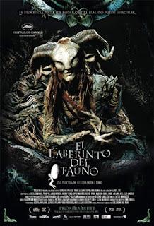 Poster de El laberinto del fauno