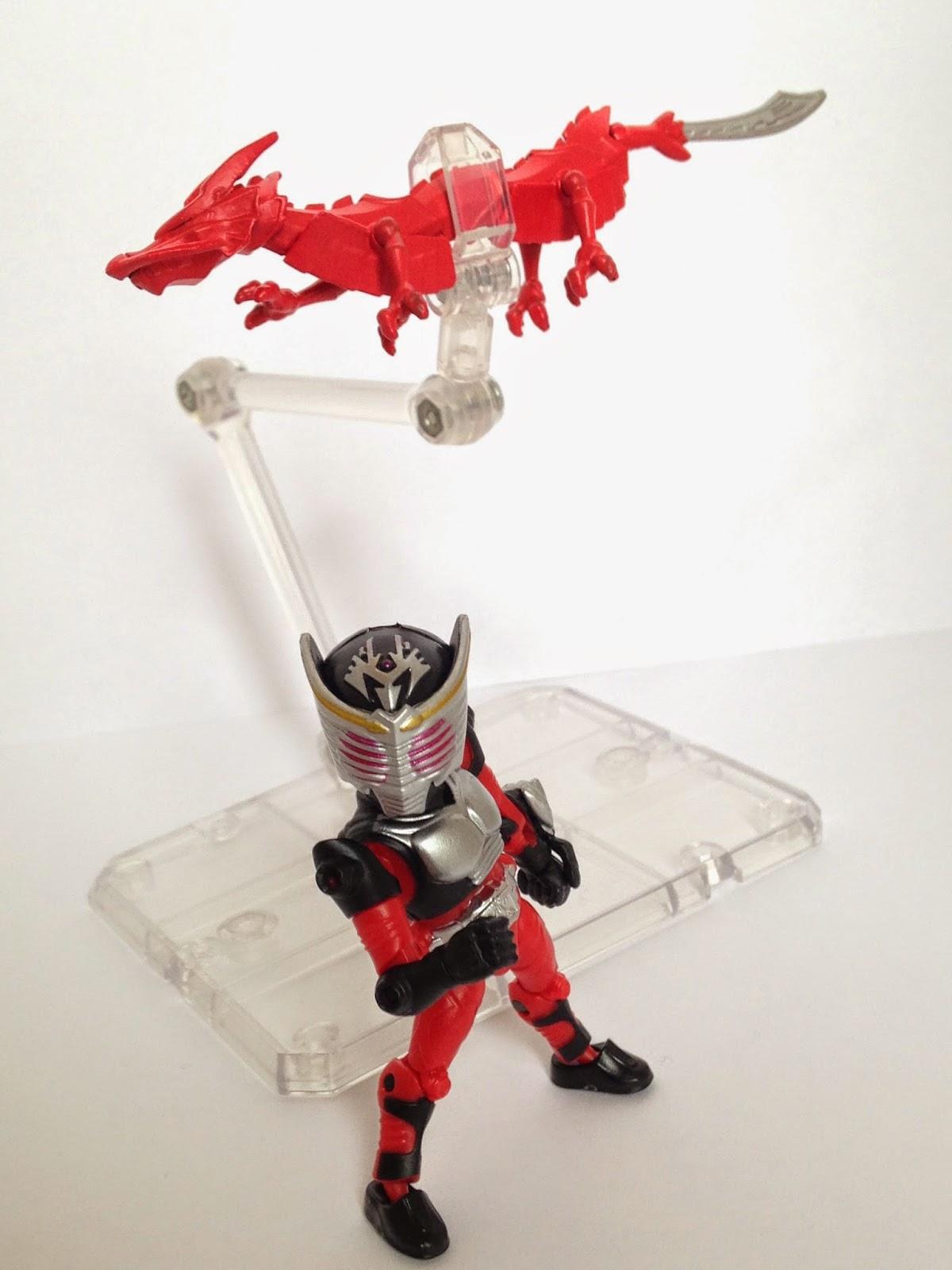 Figure 19 - Kamen Rider Ryuki