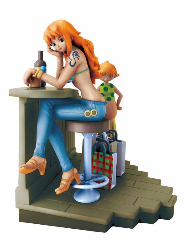One Piece Log Box