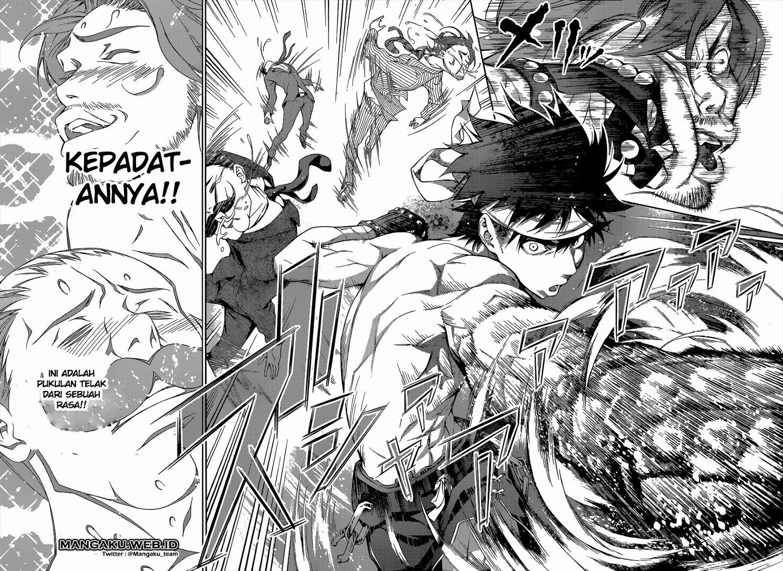 Shokugeki no Souma Chapter 59-4
