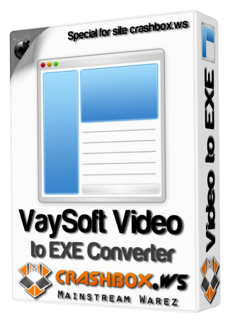 Download VaySoft Video to EXE Converter 6.23 Full Version