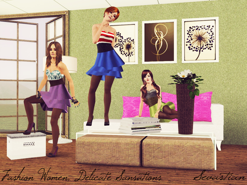 Modern Desing Sims 3 Screenshot-158