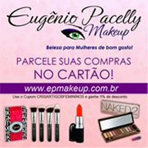Eugênio Pacelly Makeup