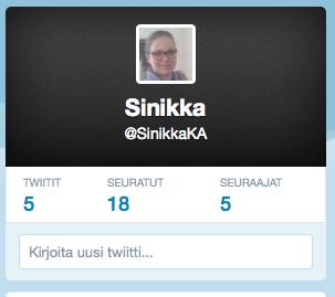 https://twitter.com/SinikkaKA