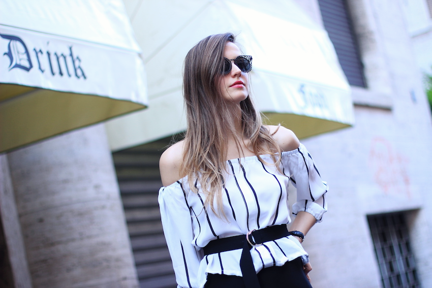 fashion blogger living in milan